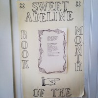 sweet adeline book of the month club