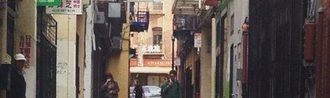 evan in ross alley by kate folk
