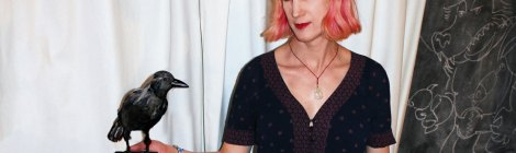 Have a Poet for Lunch w/ Charlie Jane Anders