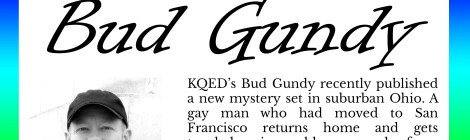 "Word Week ""Queer Words, with Author and TV Producer Bud Gundy"""