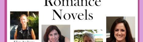 """Perfectly Queer East Bay Reading """"Lesbian Romance Novels"""""""