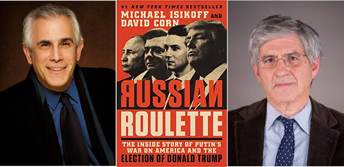 Russian roulette david corn and michael isikoff collier baccarat goutte
