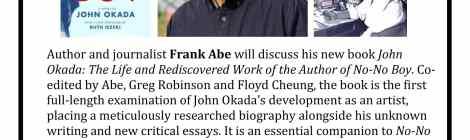 Frank Abe Discusses John Okada
