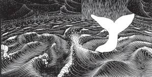 illustration image for Moby Dick marathon reading