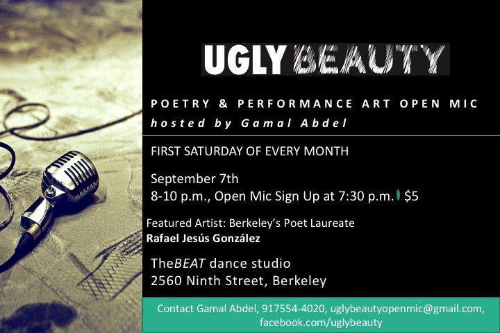 flier for Ugly Beauty