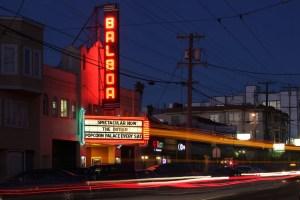 Balboa Theater by sfbay.ca