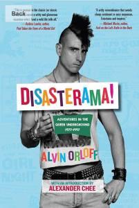 cover of Disasterama! by Alvin Orloff