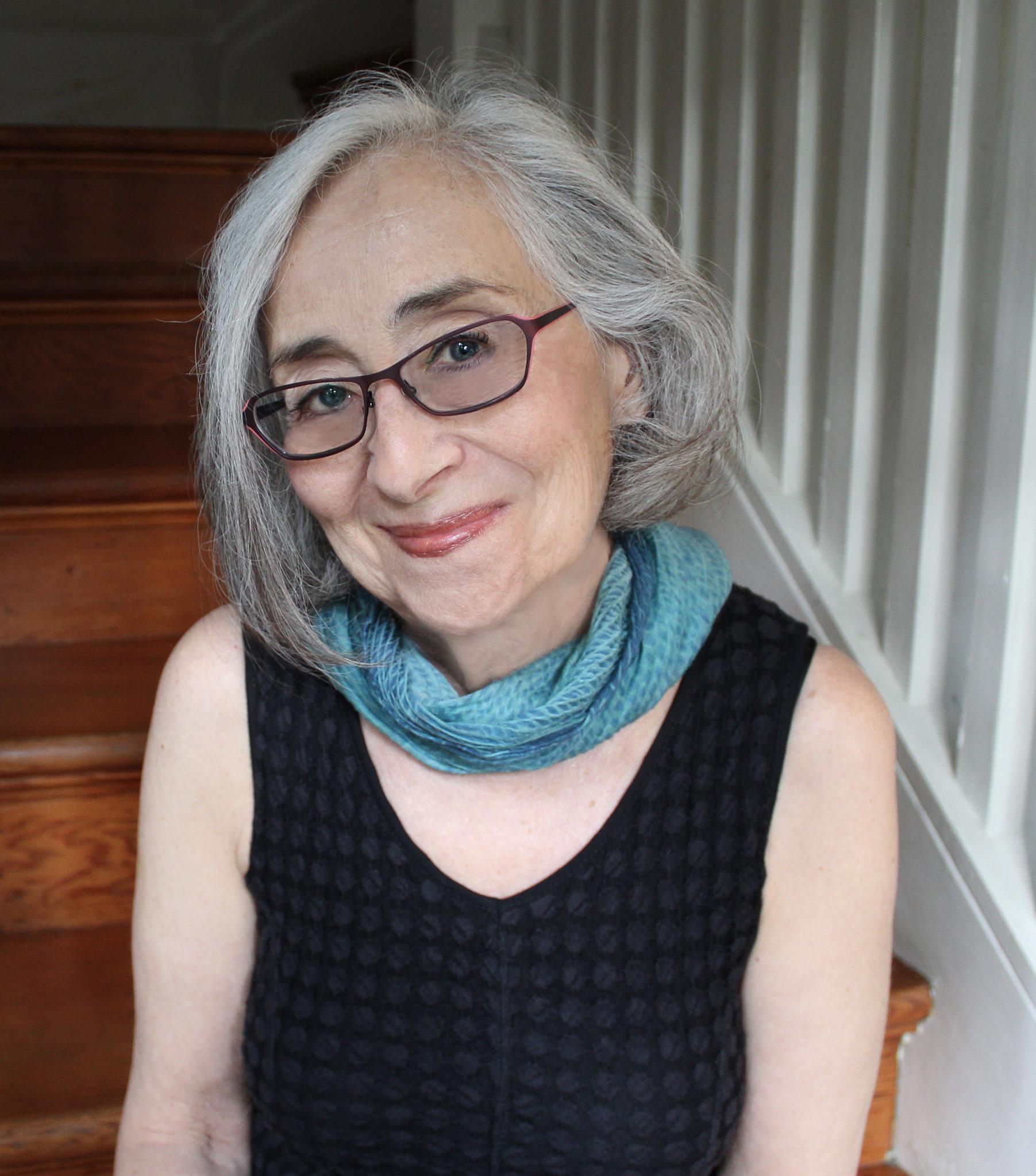 photo of Marcia Falk