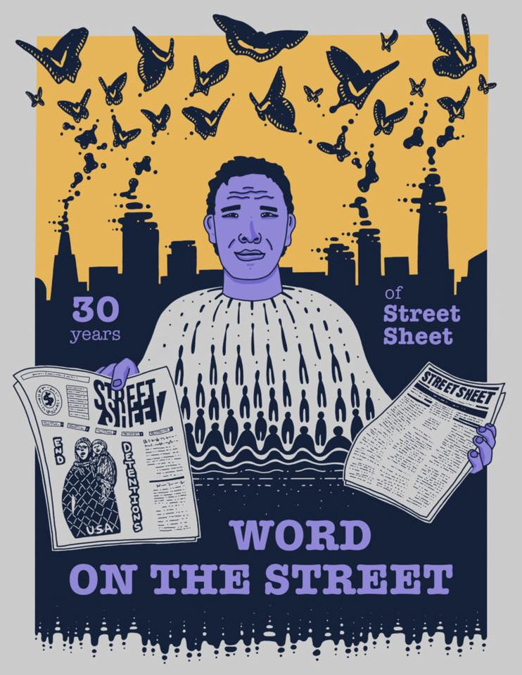 flier for Street Sheet