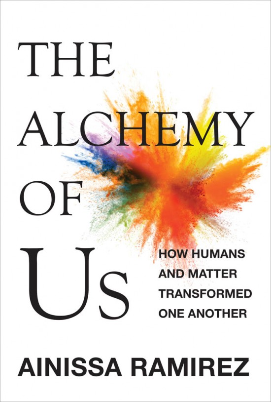 front cover of Alchemy of Us