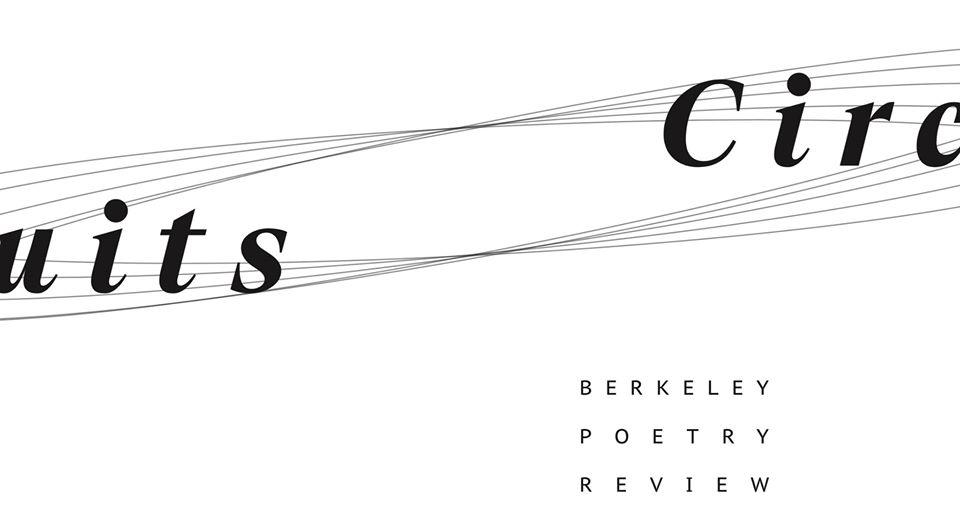 flier for Berkeley Poetry Review
