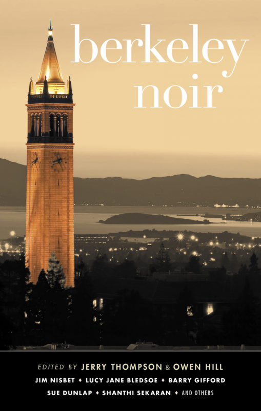 front cover of Berkeley Noir