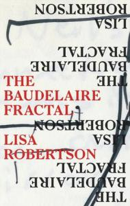 front cover of Baudelaire Fractal