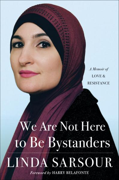 front cover of We Are Not Here to Be Bystanders