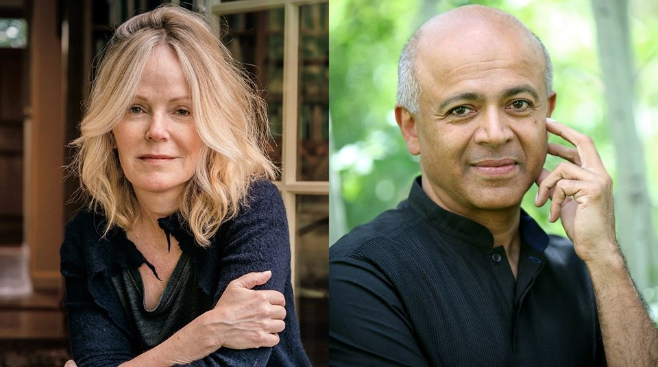 Dani Shapiro and Abraham Verghese