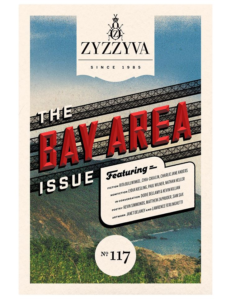 Zyzzyva Bay Area Issue