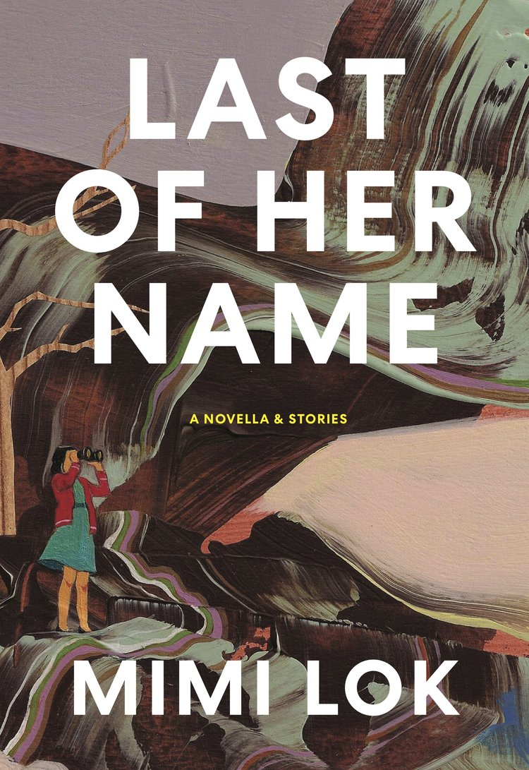 cover of Last of Her Name by Mimi Lok