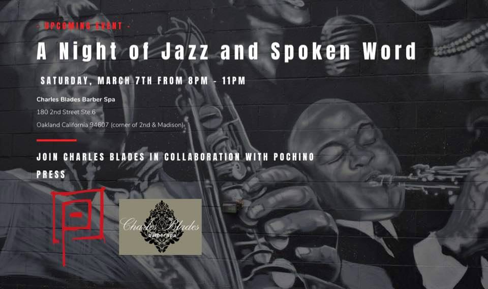A Night of Jazz and Spoken Word