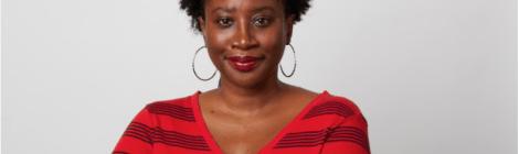 Jeneé Darden at Alameda Authors Series IV