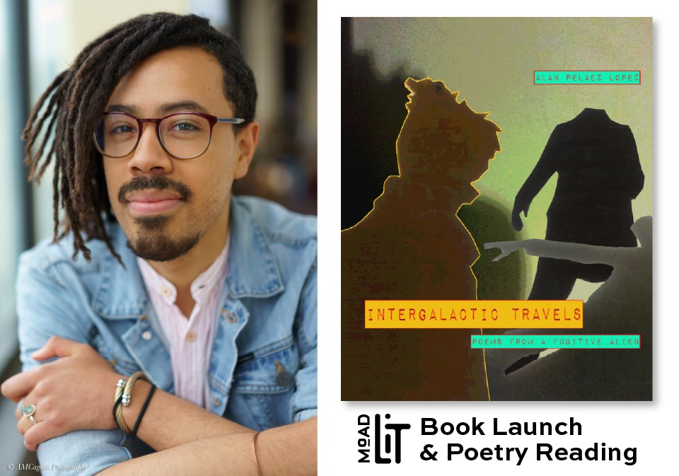 Undocumented Black Poetics: Book Launch & Reading
