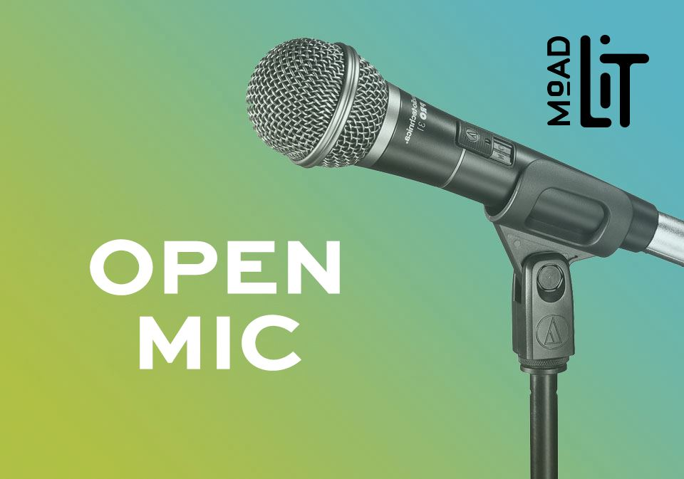 Online MoAD Open Mic