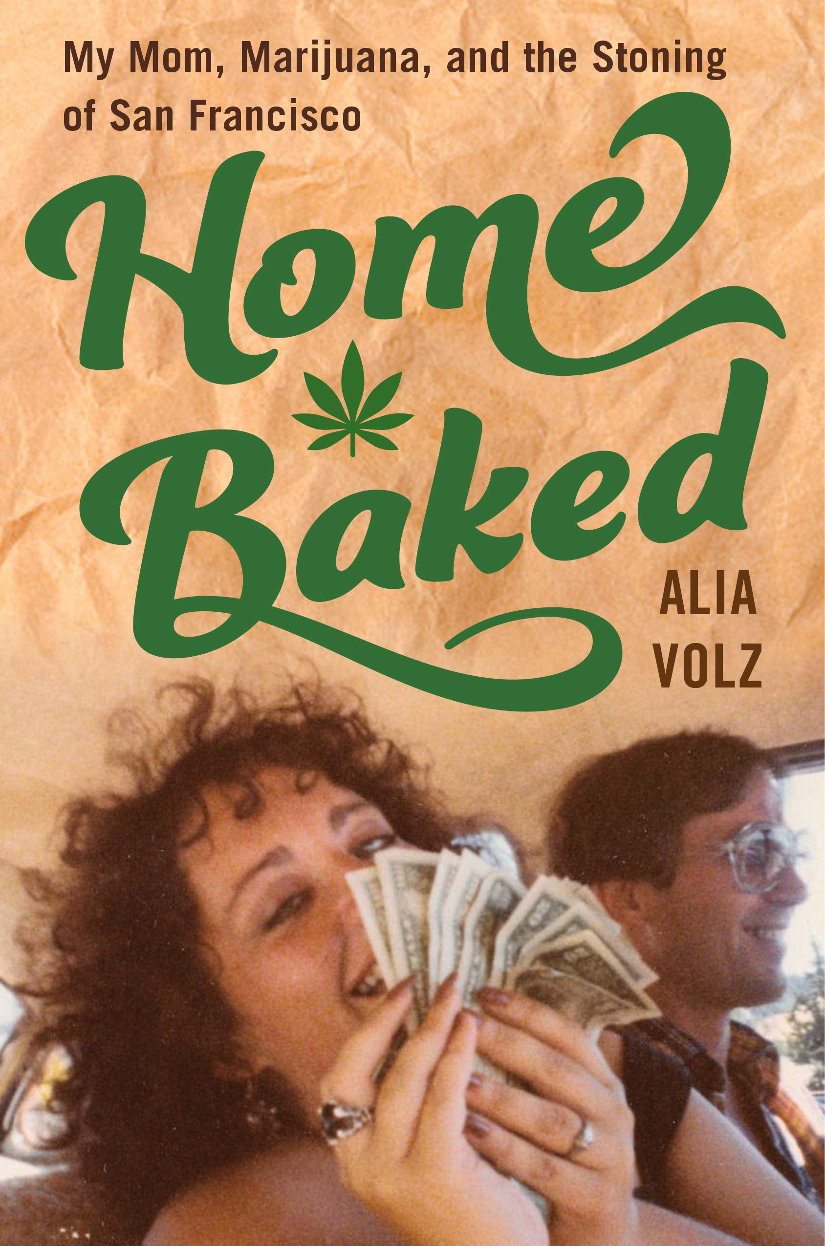 front cover of Home Baked