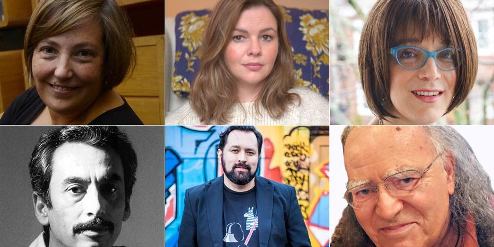 Poetry Cocktail Hour- Amber Tamblyn, Alejandro Murguia, Steph Burt, etc.!