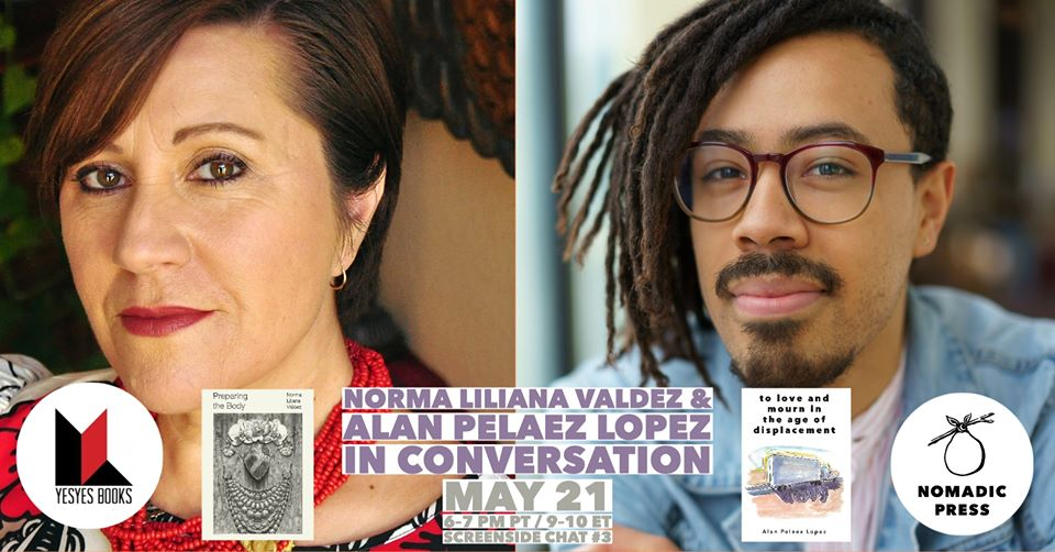 Screenside Chat #3: Norma Liliana Valdez and Alan Pelaez Lopez
