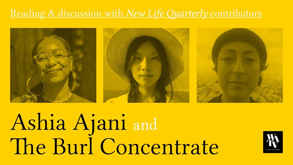 WATV Presents: Ashia Ajani and The Burl Concentrate