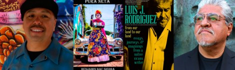 SFPL Live - Benjamin Bac Sierra in convo with Luis Rodriguez