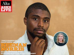 Alta Asks Live: Keenan Norris