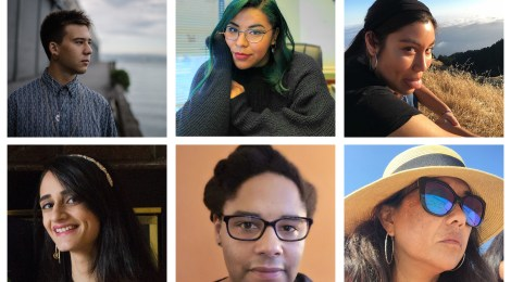 Better Ancestors: Kai Sugioka-Stone, Amanda Muñiz, Isabelle Khoo-Miller, Arlene Biala & Melissa Merin