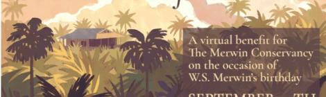 The Merwin Conservancy presents Garden of Verses