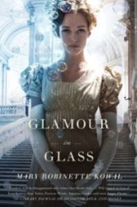 LitStack's Featured Author Review: Glamour in Glass by Mary Robinette Kowal