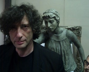Neil Gaiman is Eager To Frighten Doctor Who Fans