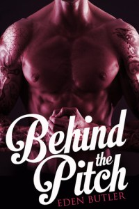 Cover Reveal: Behind the Pitch – A Novella (Seeking Serenity #1.5)