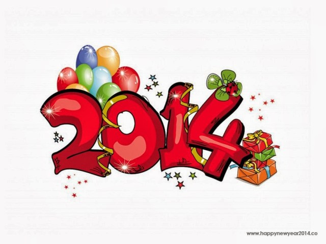Happy New Year Wallapapers 2014