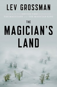 LitStack Review: The Magician's Land by Lev Grossman