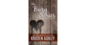 Featured Author Review: The 'Burg Series by Kristen Ashley
