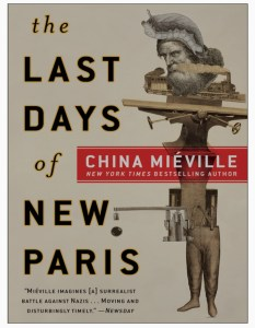 Litstack Recs: The Tall Book of Make-Believe & The Last Days of New Paris
