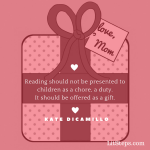 Quote – Kate DiCamillo