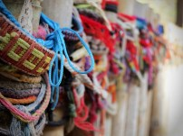 Bracelets to remember those who died in Cambodian Genocide