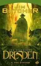 Les dossiers Dresden tome 4 Fée d'hiver