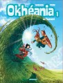Okhéania tome 1 Le Tsunami Science-fiction