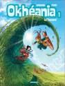 Okhéania tome 1 Le Tsunami Science-fiction