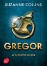 Gregor tome 1 monde souterrain chauve-souris rats araignées cafards quête famille