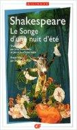 Shakespeare fées amoureux mariage théâtre charmes amours couples colère envie jalousie passion magie ridicule