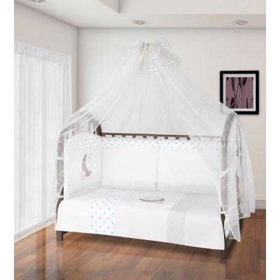 Комплект в кроватку Esspero Stars Two Colors (6 предметов)