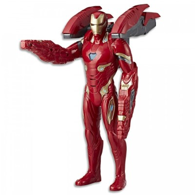 Avengers Movie Игровая фигурка Железный человек в усиленной броне
