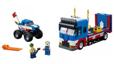 Конструктор Lego Creator 31085 Лего Криэйтор Мобильное шоу